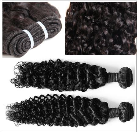Brazilian Natural Curly Hair-100% Virgin Hairs img 3-min