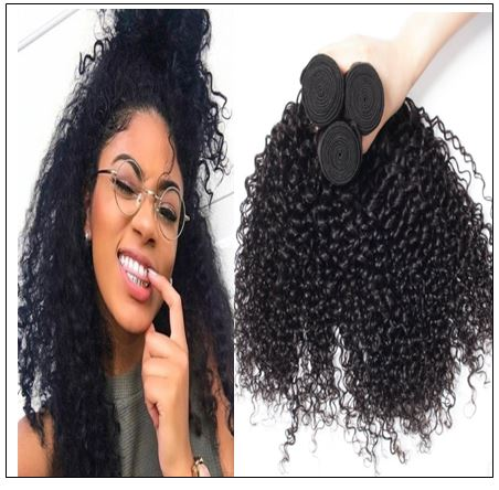 Brazilian Natural Curly Hair-100% Virgin Hairs img-min