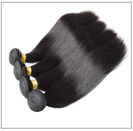 Brazilian Straight Hair 14 Inch Hair Extensions img 2-min