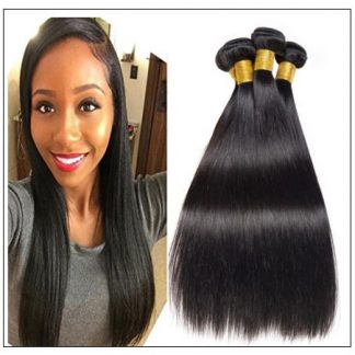 Brazilian Straight Hair 14 Inch Hair Extensions img-min