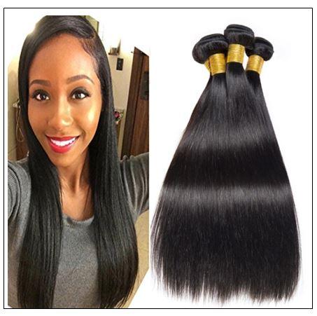 Brazilian Straight Hair 14 Inch Hair Extensions img-min