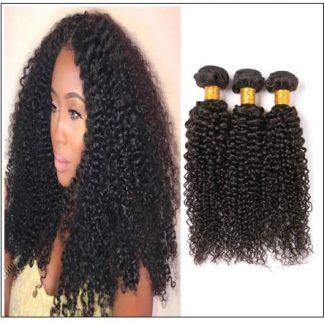 Cheap Brazilian Kinky Curly Hair Weave img-min