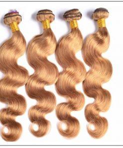 Honey Blonde Brazilian Body wave img 2-min