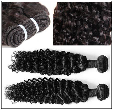 Mink Brazilian Curly Hair Weave img 4-min