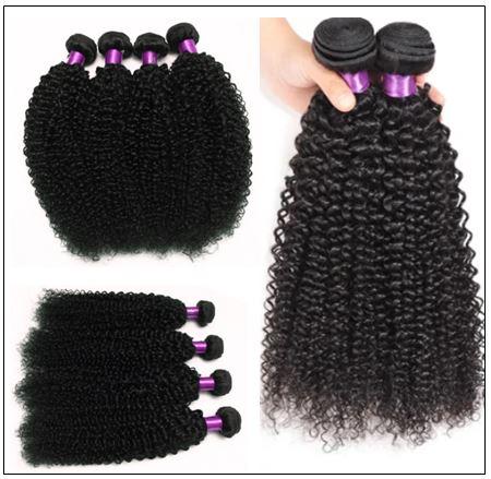 Simply Brazilian Natural Kinky Curly Hair Weave img 4-min