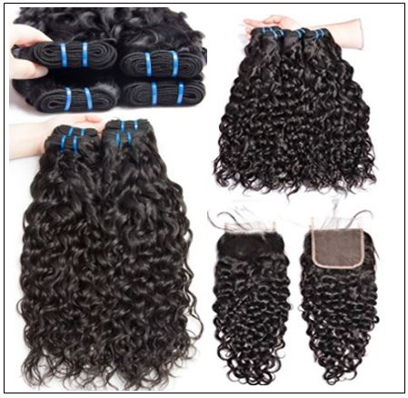 Brazilian Water Wave Weave with Closure img 3-min