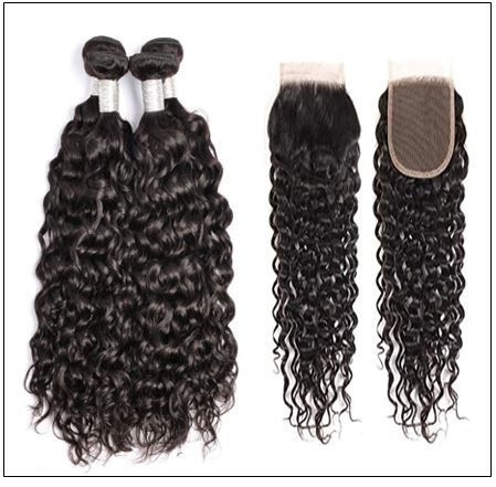 Brazilian Water Wave Weave with Closure img 4-min