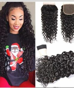 Brazilian Water Wave Weave with Closure img-min