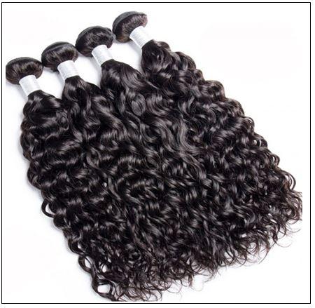 Brazilian water wave remy hair img 3-min
