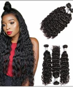 Brazilian water wave remy hair img-min