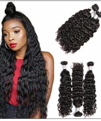 Brazilian water wave remy hair img-min