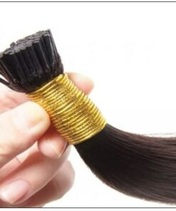 100 Pieces Tip Hair Extensions img 2-min