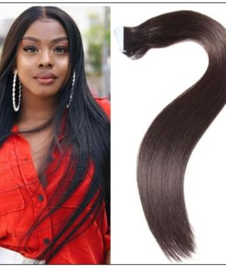 #1B Natural Black 100% Virgin Hair img-min