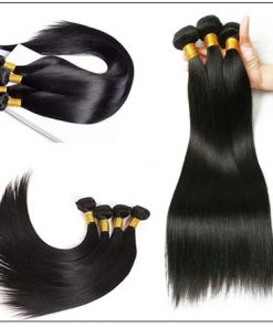 Bundles Straight Human Hair With Lace Frontal img 2-min