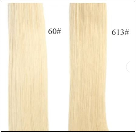 Keratin Stick I-tip Straight Remy Human Hair Extensions img 4