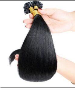 Straight Nail U Tip Virgin Hair Extensions img 3-min
