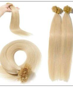 Straight Nail U Tip Virgin Hair Extensions img 4!-min