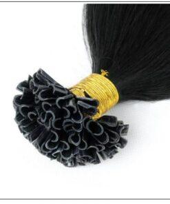Straight Nail U Tip Virgin Hair Extensions img 4-min