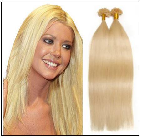 Straight Nail U Tip Virgin Hair Extensions img !-min