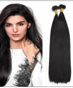 Straight Nail U Tip Virgin Hair Extensions img-min