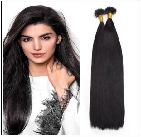 Straight Nail U Tip Virgin Hair Extensions img-min