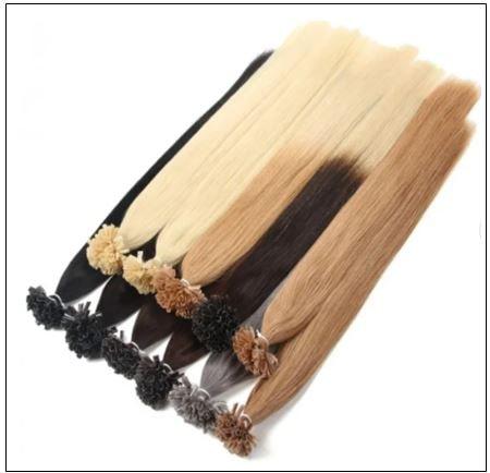 U Tip Virgin Hair Extensions img 2-min