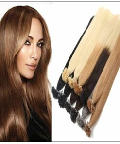 U Tip Virgin Hair Extensions img-min