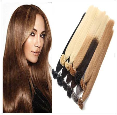 U Tip Virgin Hair Extensions img-min
