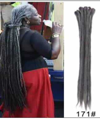 Dreadlock Styles For Men Synthetic Reggae Hair 171# img-min