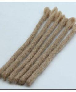 Dreadlocks Hairstyles 100% Handmade Synthetic Dreads 24# 2-min