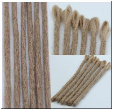 Dreadlocks Hairstyles 100% Handmade Synthetic Dreads 24# 3-min