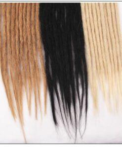 Long Dreadlock Extensions Crochet Human Hair Dreadlock Styles 3-min