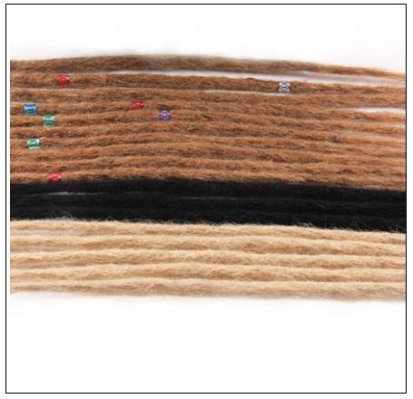 Long Dreadlock Extensions Crochet Human Hair Dreadlock Styles 4-min