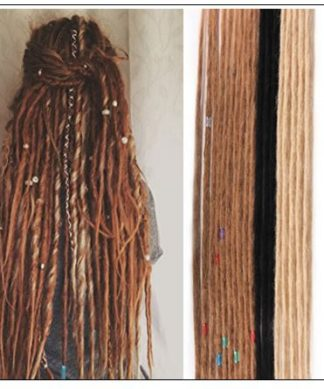 Long Dreadlock Extensions Crochet Human Hair Dreadlock Styles img-min