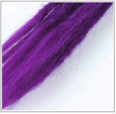 Ombre Purple 2-21 Crochet Braids Dreadlock Extensions With Synthetic Hair 3-min