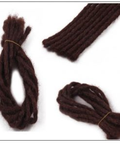 Soft Dread Crochet Hair Dreadlocks Extensions Synthetic Hair Color 33# img 3-min