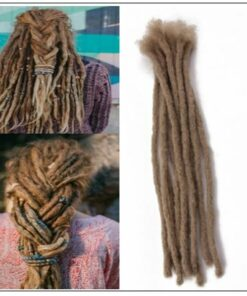 Synthetic Dreadlocks Hairstyles For Men and Women Dread ExtensionSynthetic Dreadlocks Hairstyles For Men and Women Dread Extensions Color 24# imgs Color 24# img