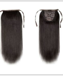 10 inch ponytail extension 2-min