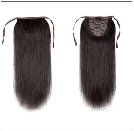 12 inch human hair ponytail 2..-min