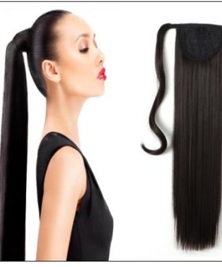 22 inch ponytail extension img-min