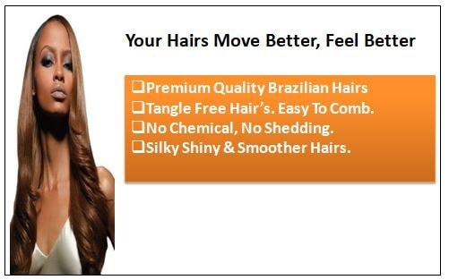 #4 30 Medium Brown Auburn Straight 100% Remy Hair Clip In Human Hair Extensions 1-min