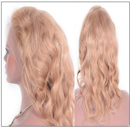 #9 Loose Body Wave Best Full Lace Wigs Human Hair img