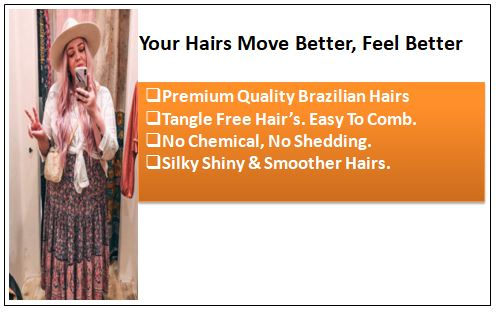 Metallic Silver Pink Clip Hair Extensions 1-min
