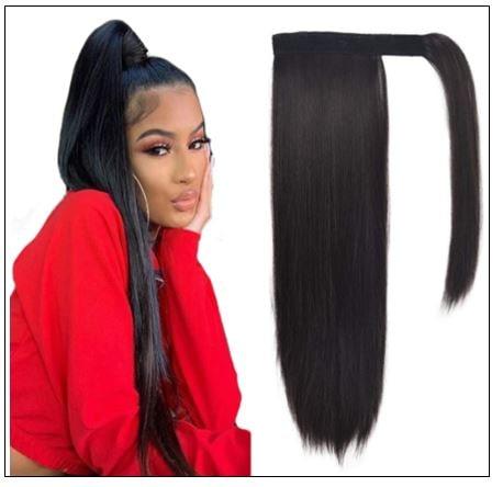 Natural Ponytails for black hair img-min