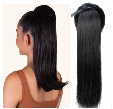 best ponytail hair extension 2-min