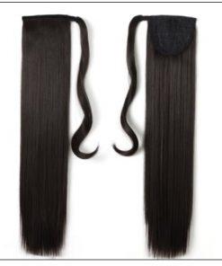 best ponytail hair extension 3-min