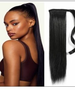 best ponytail hair extension img-min