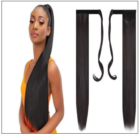 real hair ponytail img-min