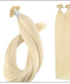 613 Colour Blonde U Tip Hair Extension 2-min