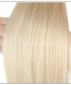 613 Colour Blonde U Tip Hair Extension 4-min